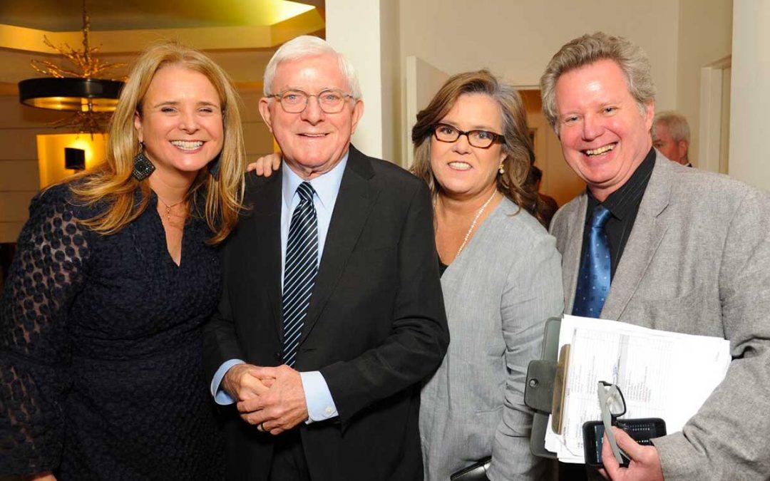 Phil Donahue to receive Eugene O'Neill Lifetime Achievement Award October 16, 2017
